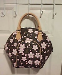 black and brown floral backpack Monrovia, 91016