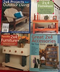 2X4 Project Books Ingersoll, N5C 4C4