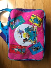 Vintage PageMaster lunch bag new with tag