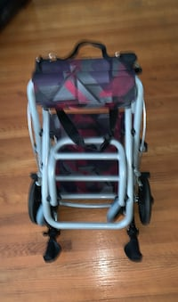Portable Folding Wheelchair