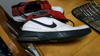 pair of white-and-black Nike sneakers Edmonton, T6T