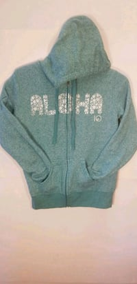 10 tree womans xs alpha zip up hoodie Kitchener, N2G 3L6