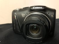 Black Canon Power Shot S150 IS digital camera . 14.1 MP camera. Comes with a memory card. Toronto, M9W 2W2