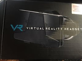 Virtual Reality [VR] headset/goggles
