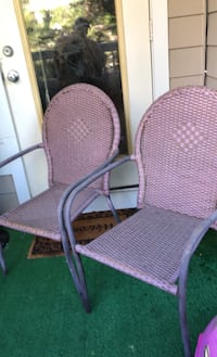 Regular $50 mark down to 30 for both balcony chairs
