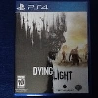 Dying light ps4 game  York, 17403