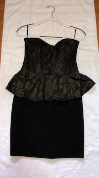GOLD AND BLACK DRESS Mississauga, L5A 3T8
