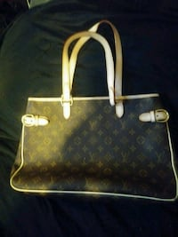 brown Louis Vuitton leather tote bag Windsor, N8W