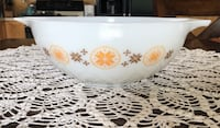Vintage Pyrex Town And Country 4 Quart Cinderella Mixing Bowl! Cerritos, 90703