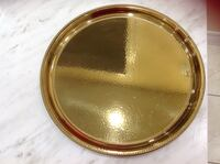 """Antique Brass  stamped tray in mint condition. Width 10"""" Hamilton, L8W"""