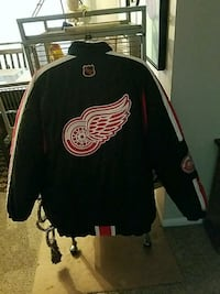 Red wings winter jacket  North Muskegon, 49445