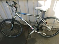 gray and black hardtail bike Los Angeles, 91335