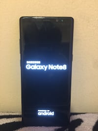 Just like new galaxy note 8 for 160