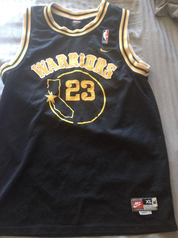 659a5efbe Used  23 Nike throwback Golden State Warriors jersey ( Jason Richardson not Draymond  Green ) for sale in Orange