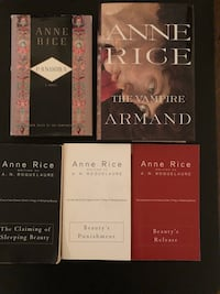 Anne Rice Exotic and Supernatural Collection Seymour, 06483