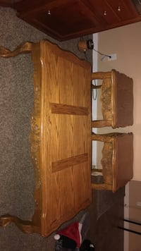 Table set coffee table for $50 end tables(2) $40  Bakersfield, 93313