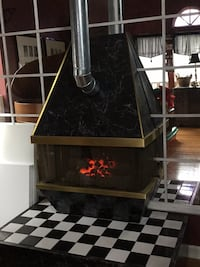 "Fire place ""electric""  Brick, 08724"