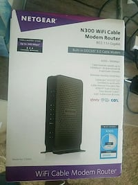 Cable/wifi modem barely used!
