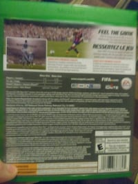 Fifa 15 never played