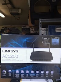 LINKSYS EA6100-CA DUAL BAND SMART WI-FI ROUTER Welland, L3B 4T6