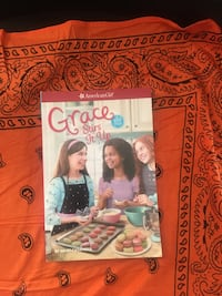 "American girl book "" Grace"" Jessup, 20794"