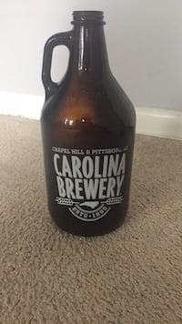 carolina Brewery Growler Washington