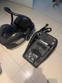 Maxi- Cosi car seat in excellent condition experation date 2024