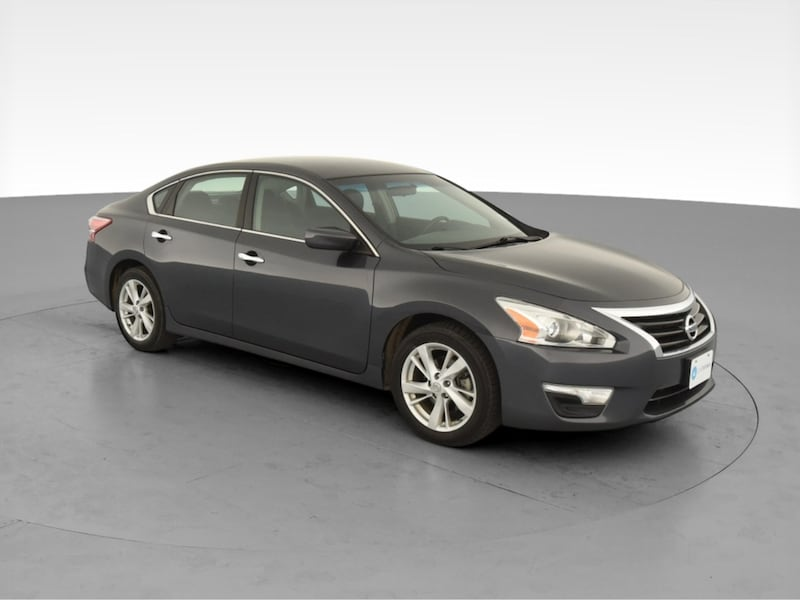 2013 Nissan Altima sedan 2.5 SV Sedan 4D Gray  14