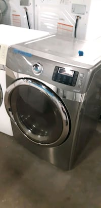 SAMSUNG FRONT LOAD STEAM ELECTRIC DRYER WORKING PERFECTLY