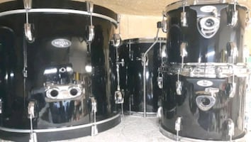 Pearl vision Birch serries drumset like new