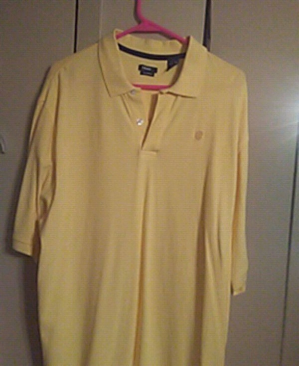 8df552f8a Used men s yellow polo shirt for sale in Cosby - letgo