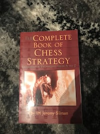 Chess Strategy Book Ocean Gate, 08740