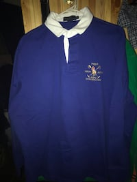Polo Ralph Lauren Rugby size XL New York, 11231
