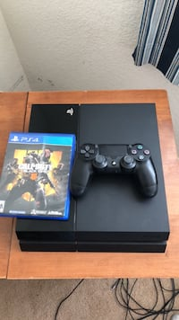 PS4  with controller and Black Ops 4  Denver, 80249