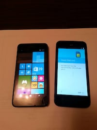 black windows phone