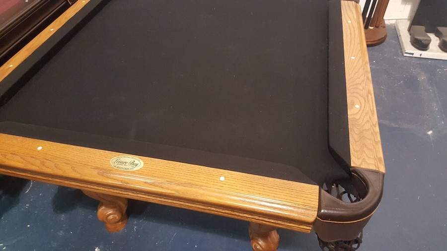 used 7' leisure bay used pool table in miami gardens
