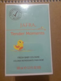 Jafra tender moment fresh baby cologne Washington, 20020