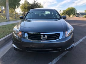 Honda Accord EX-L reliable car that has been well maintained.