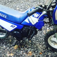 2001 yamaha pw50 bill of sale firm Gambrills, 21054