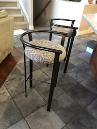 Two barstools  Chestermere