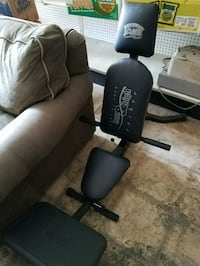 Like new exercise gym Franklin, 37064