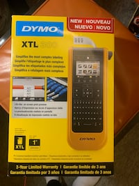 Dymo XTL 300 PC Connected Industrial Label Maker
