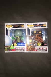 Spider-Man Far From Home Funko Pops Chicago, 60608