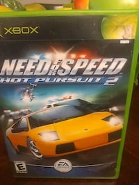 Console game need for speed hot pursuit 2 for Xbox