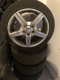 Winter Rims & Tires Brampton