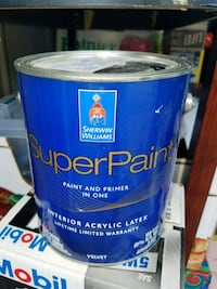1 can of sherwin Williams paint Crestwood
