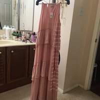 Ann Taylor - maxi dress - new with tags