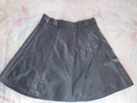 Brand New Black Leatherette Skirt with Privacy Liner - Size Smal Winnipeg