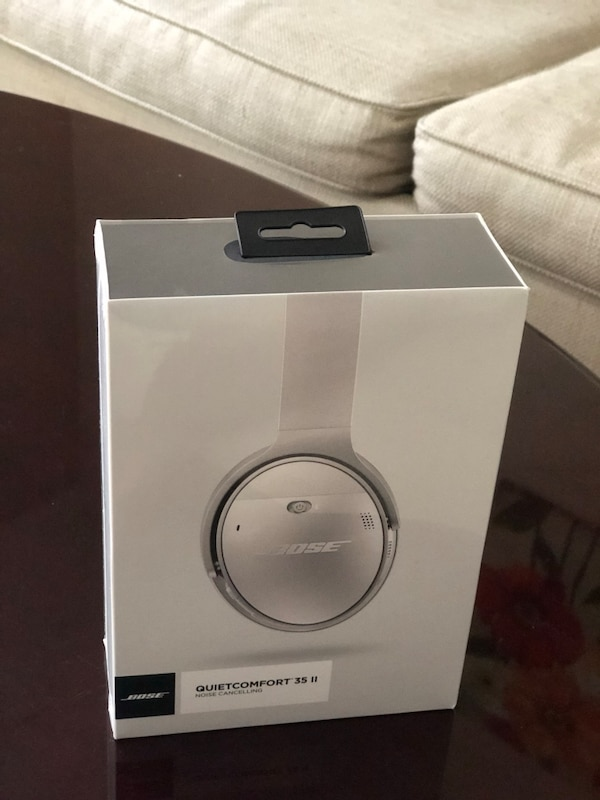 Brand new BOSE QuietComfort 35 ll for sale