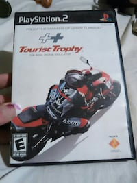 Play Station 2 Tourist Trophy Baxter Springs, 66713